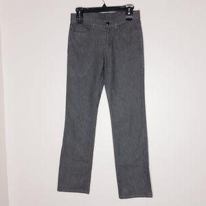 Loro Piana Grey Straight Leg Jeans 4/40